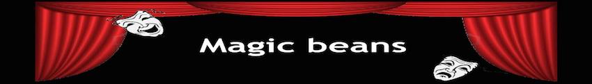 Magic beans banner