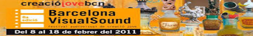 Barcelona visual sound banner