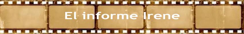 El informe Irene banner