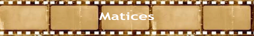 Matices banner