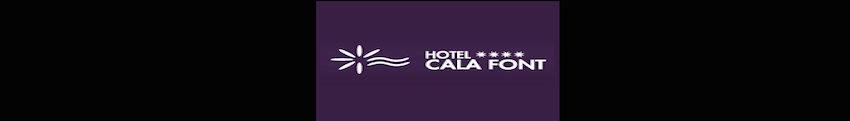 Hotel cala font banner