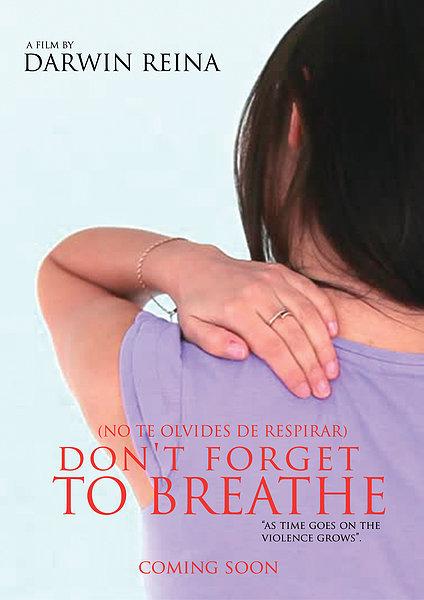 No te olvides de respirar