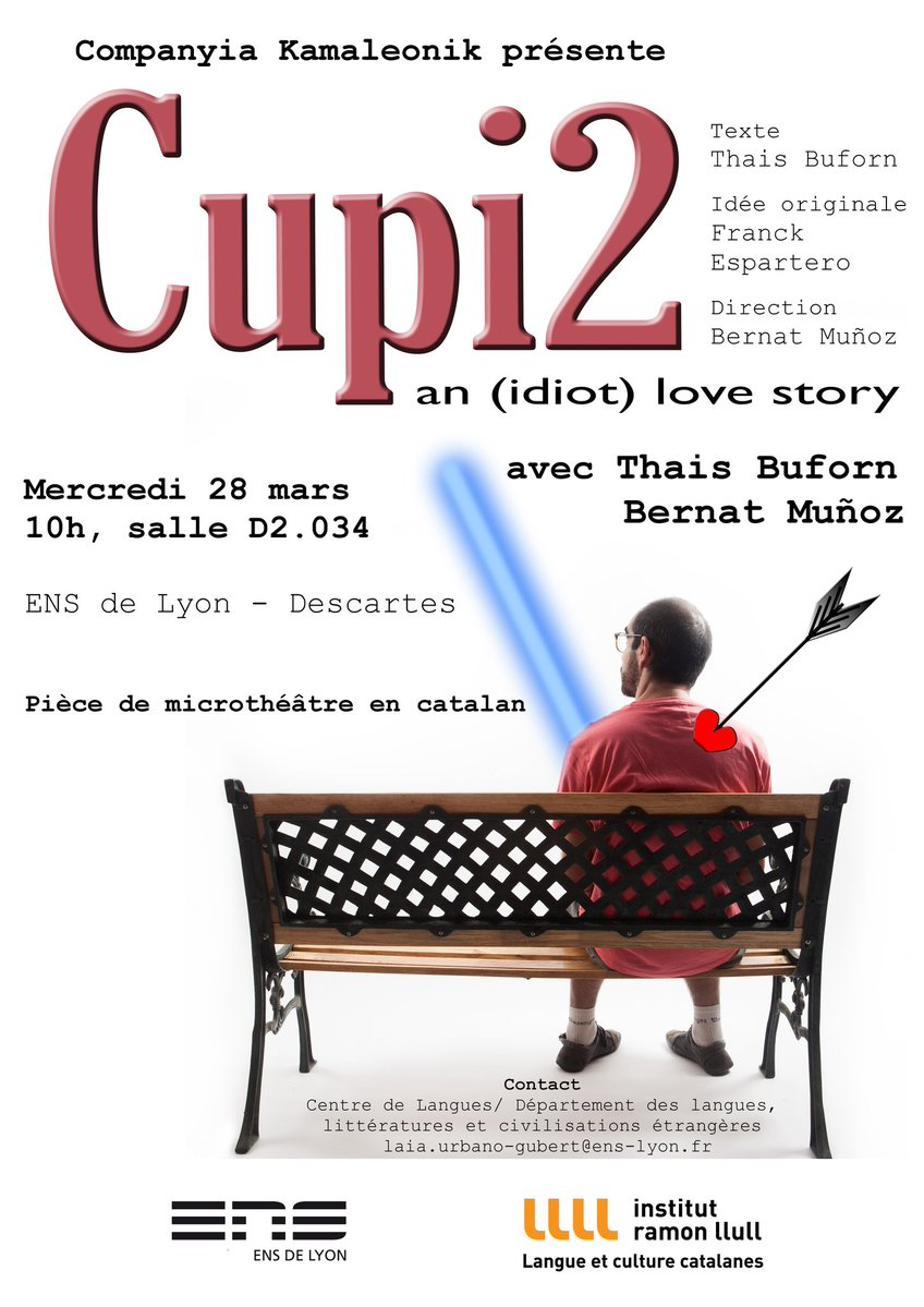 Cupi2 Lyon ENS